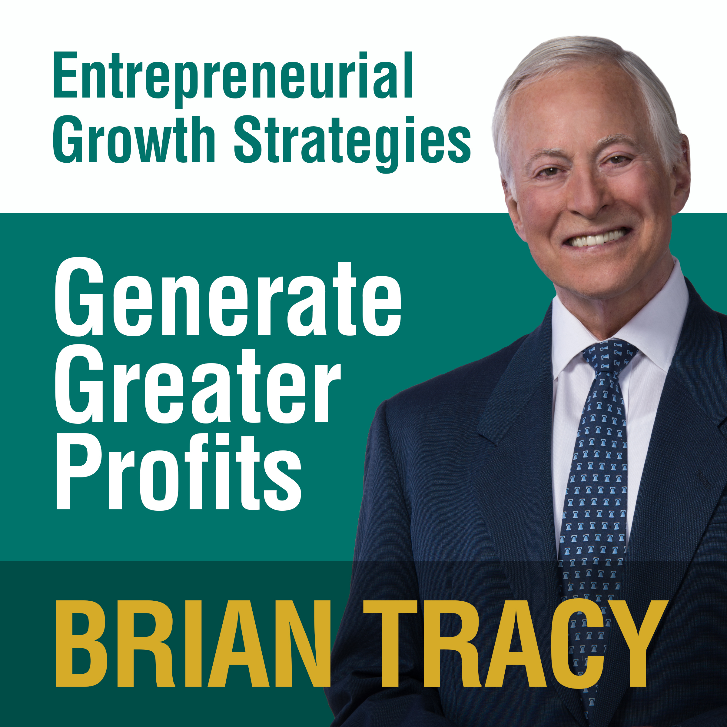 Printable Generate Greater Profits: Entrepreneural Growth Strategies Audiobook Cover Art