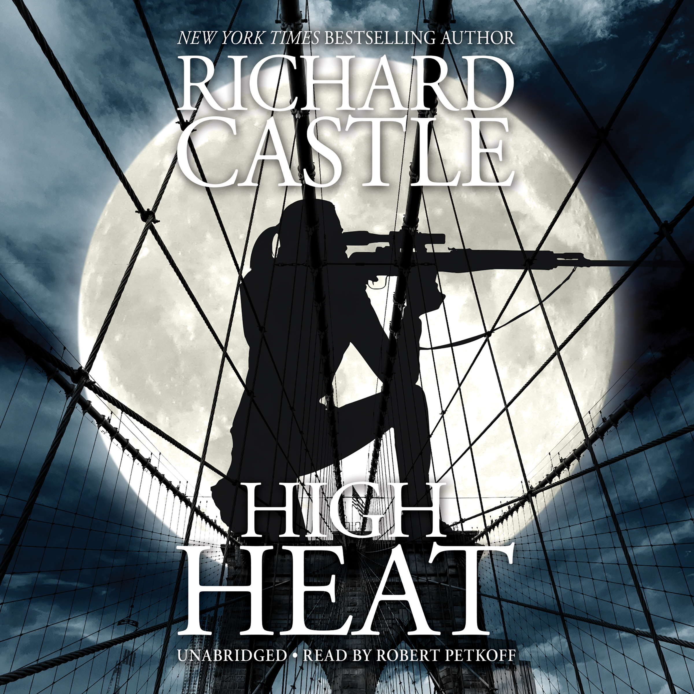 Printable High Heat Audiobook Cover Art