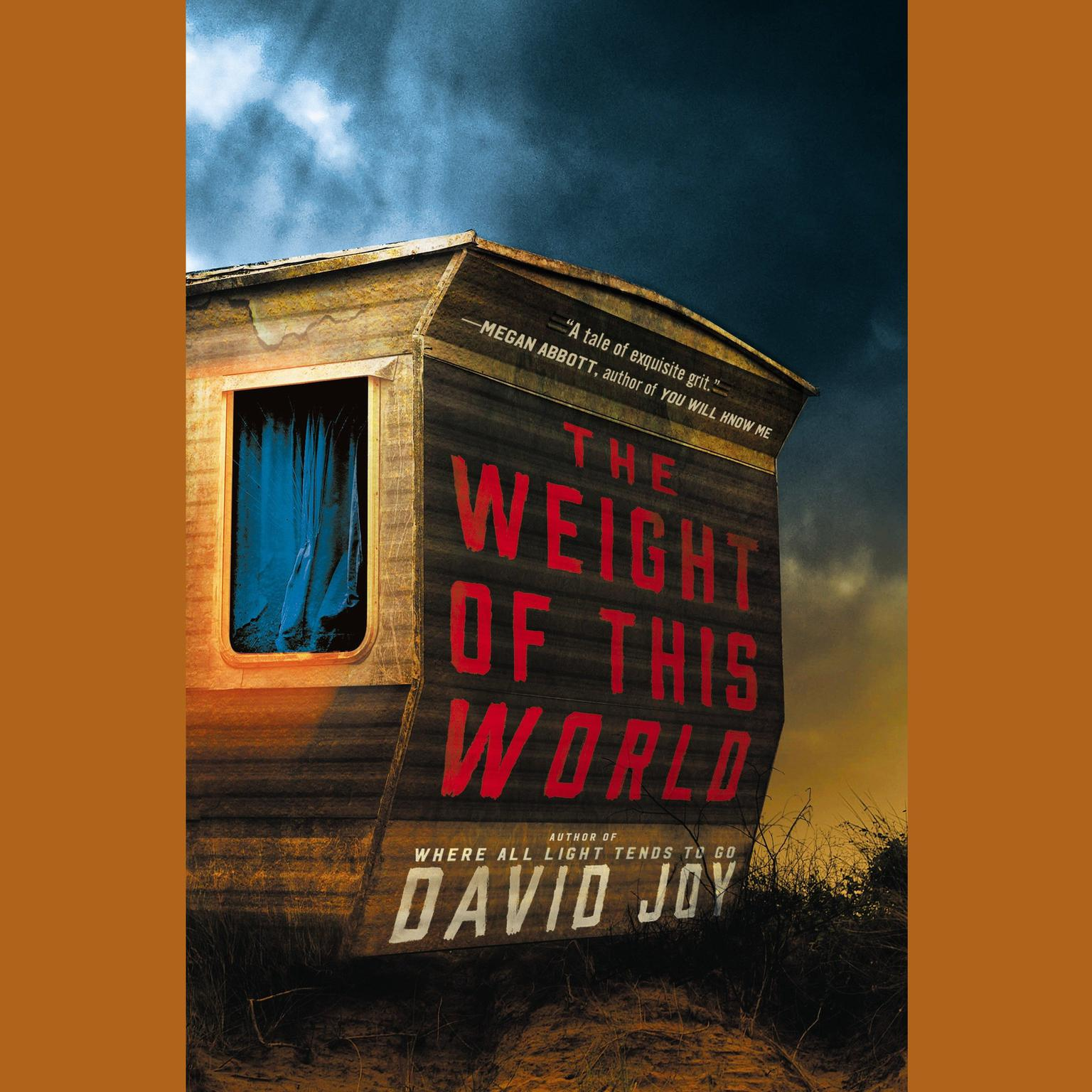 Printable The Weight of This World Audiobook Cover Art