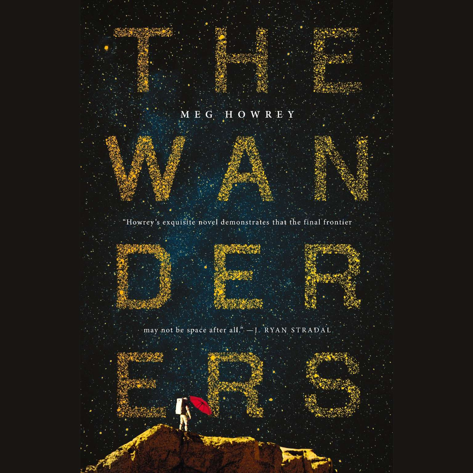 Printable The Wanderers Audiobook Cover Art