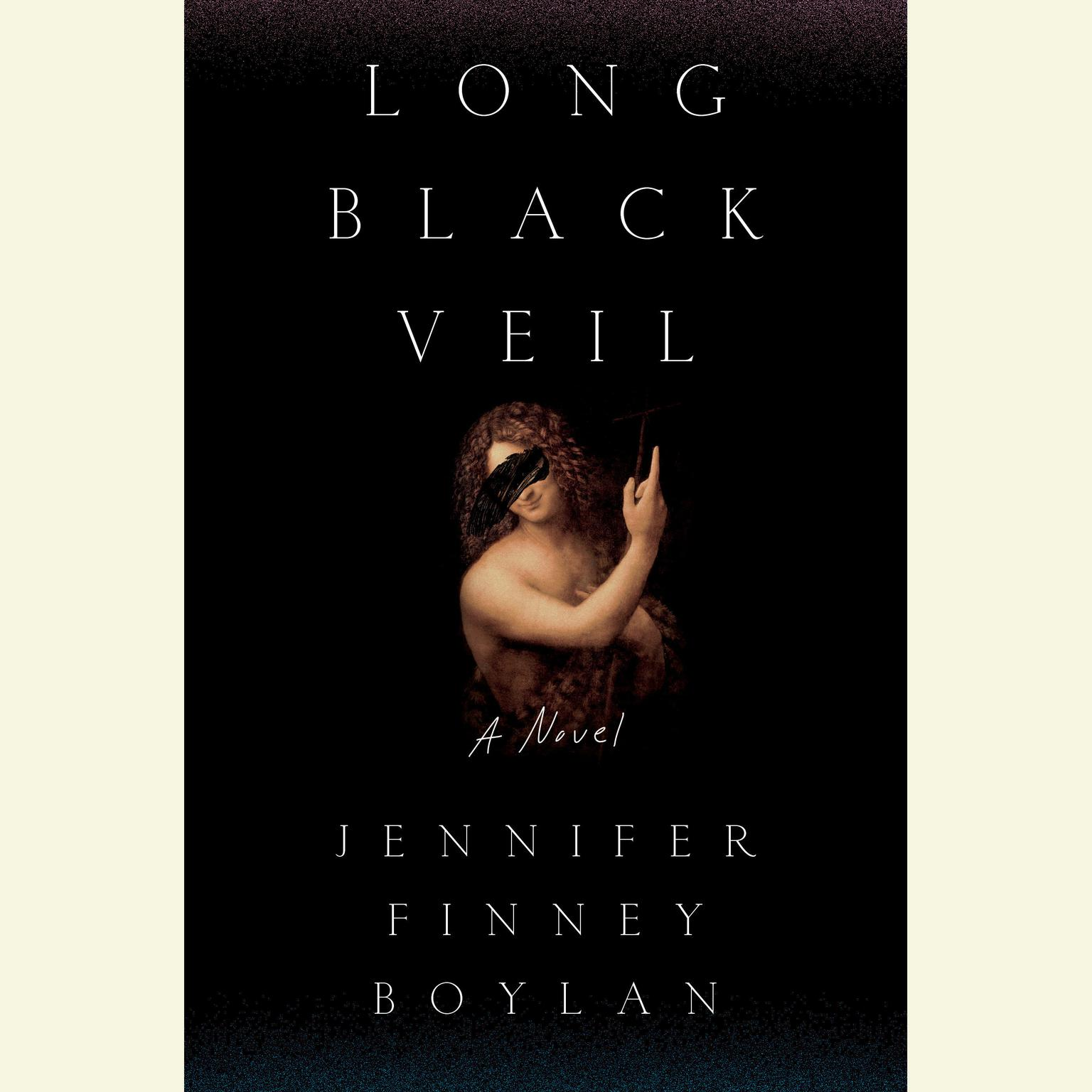 Printable Long Black Veil: A Novel Audiobook Cover Art