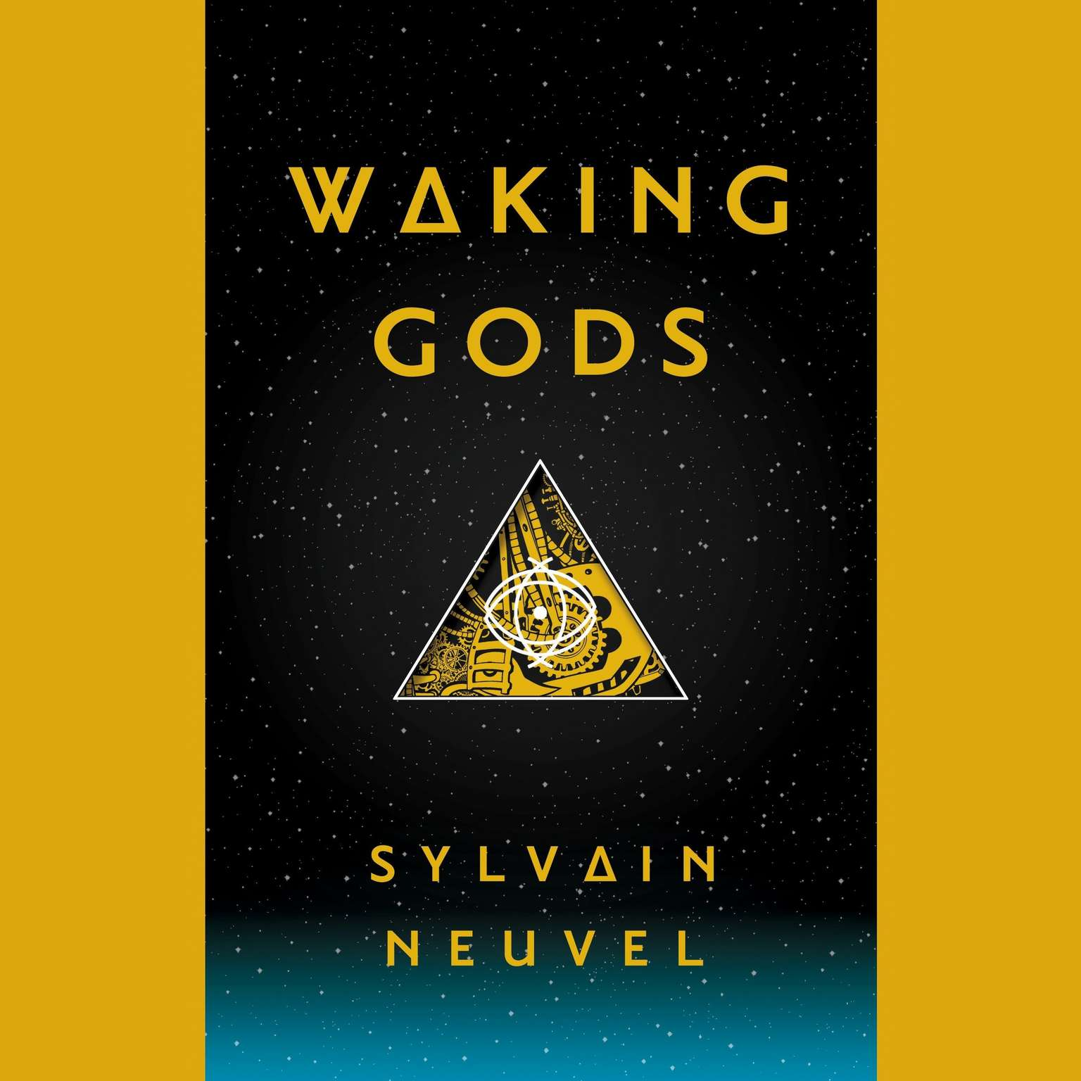 Printable Waking Gods: Book 2 of The Themis Files Audiobook Cover Art