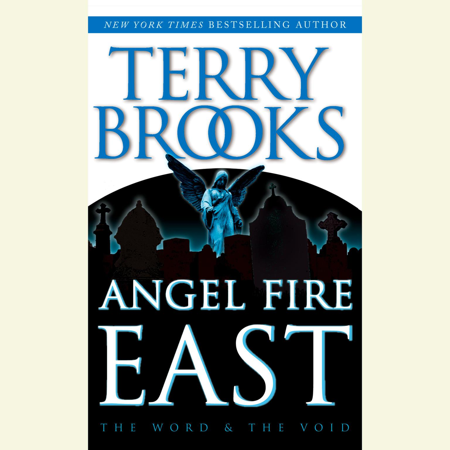 Printable Angel Fire East Audiobook Cover Art