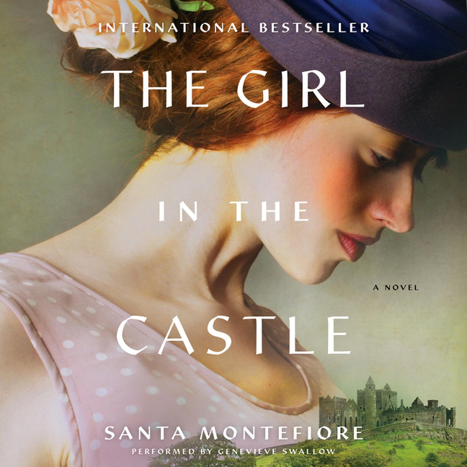 Printable The Girl in the Castle : A Novel Audiobook Cover Art