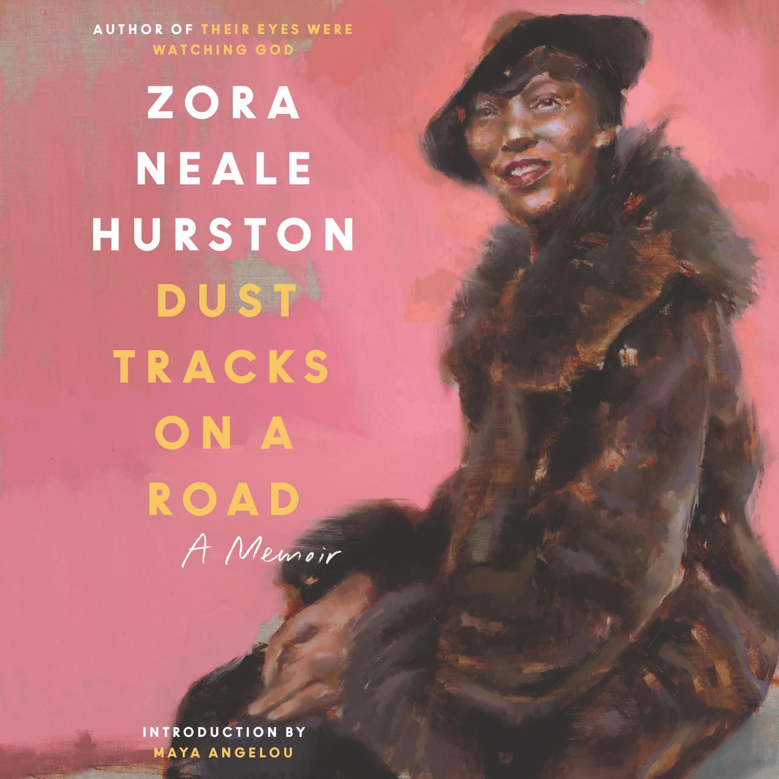 Printable Dust Tracks on a Road: An Autobiography Audiobook Cover Art