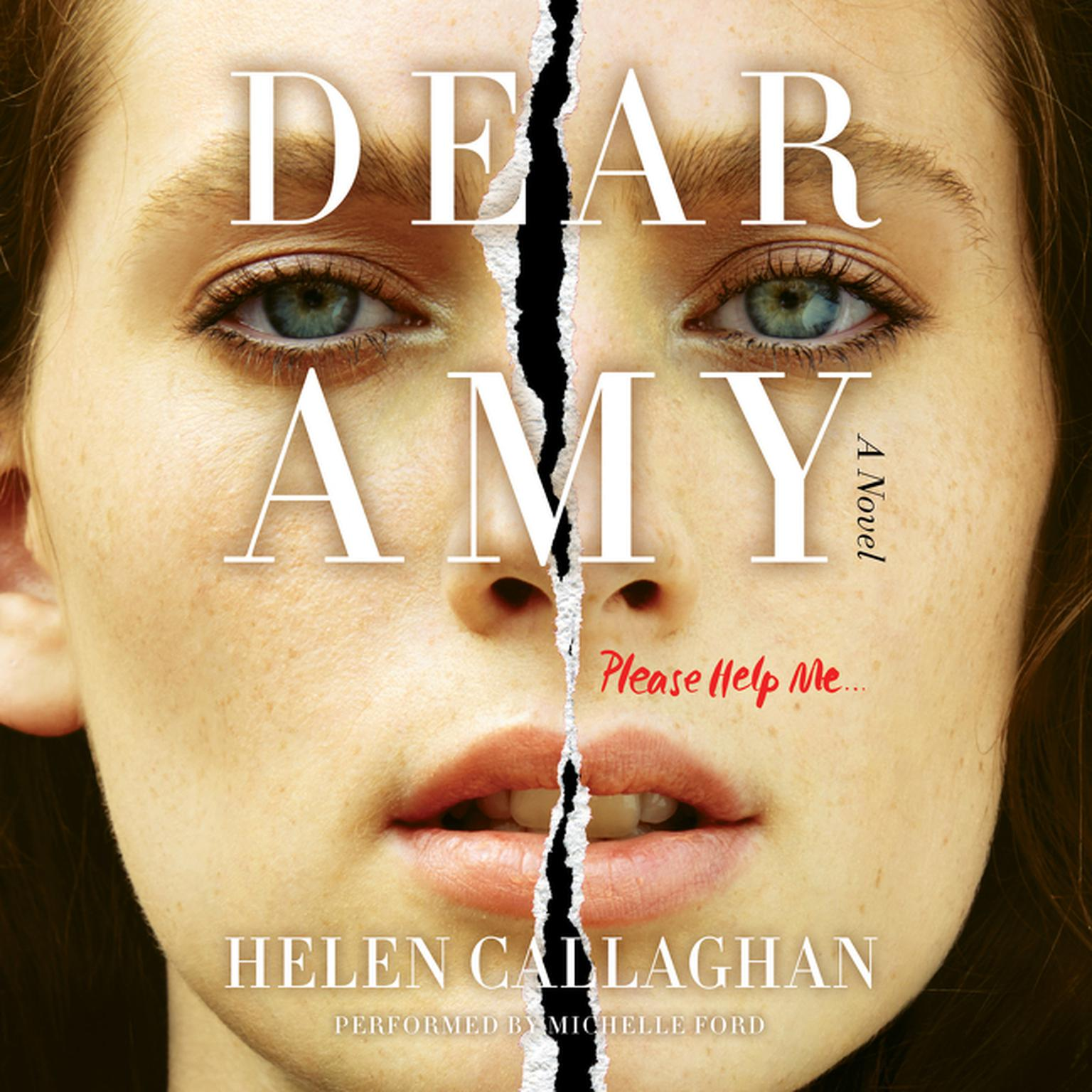 Printable Dear Amy: A Novel Audiobook Cover Art