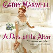 A Date at the Altar : Marrying the Duke, by Cathy Maxwell