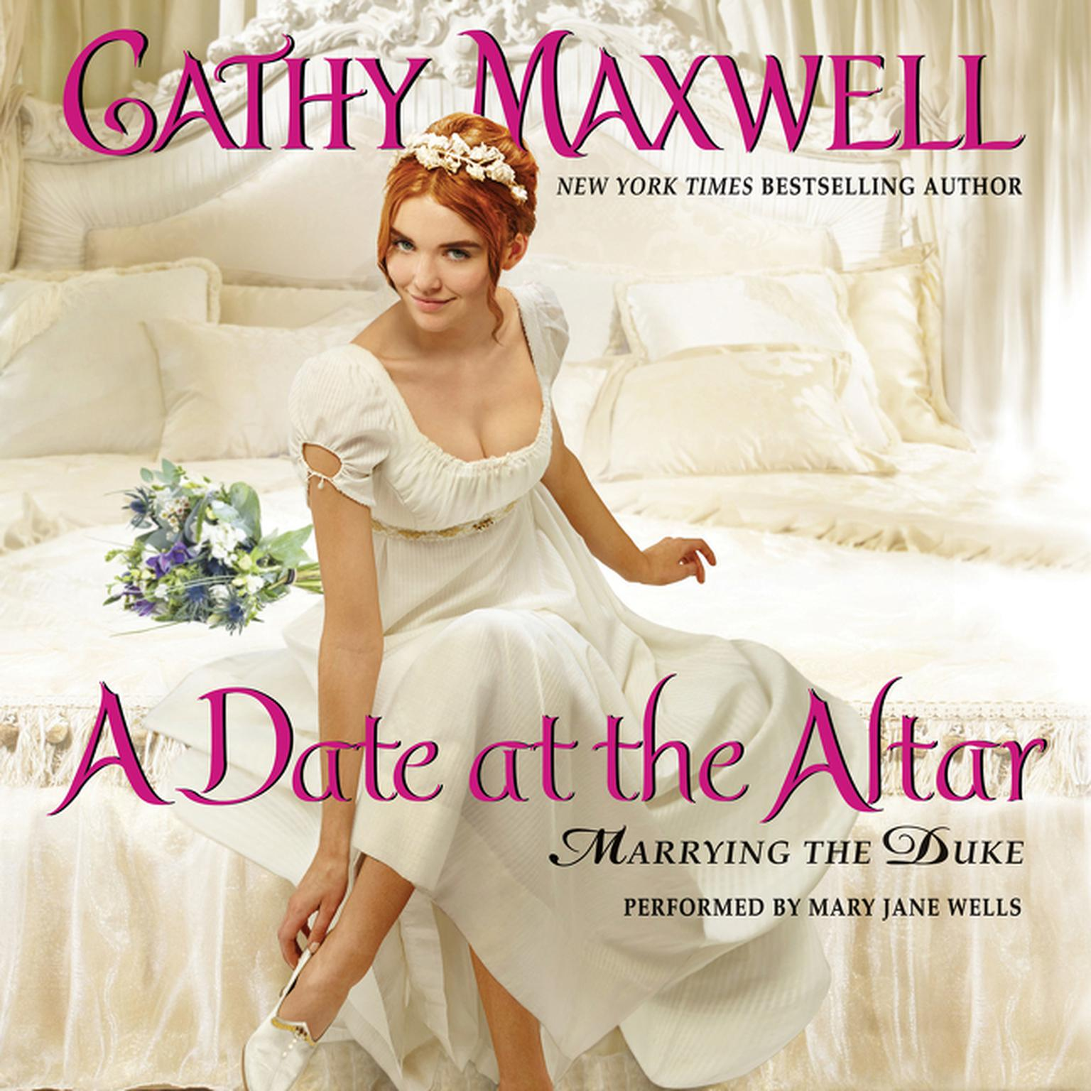 Printable A Date at the Altar: Marrying the Duke Audiobook Cover Art