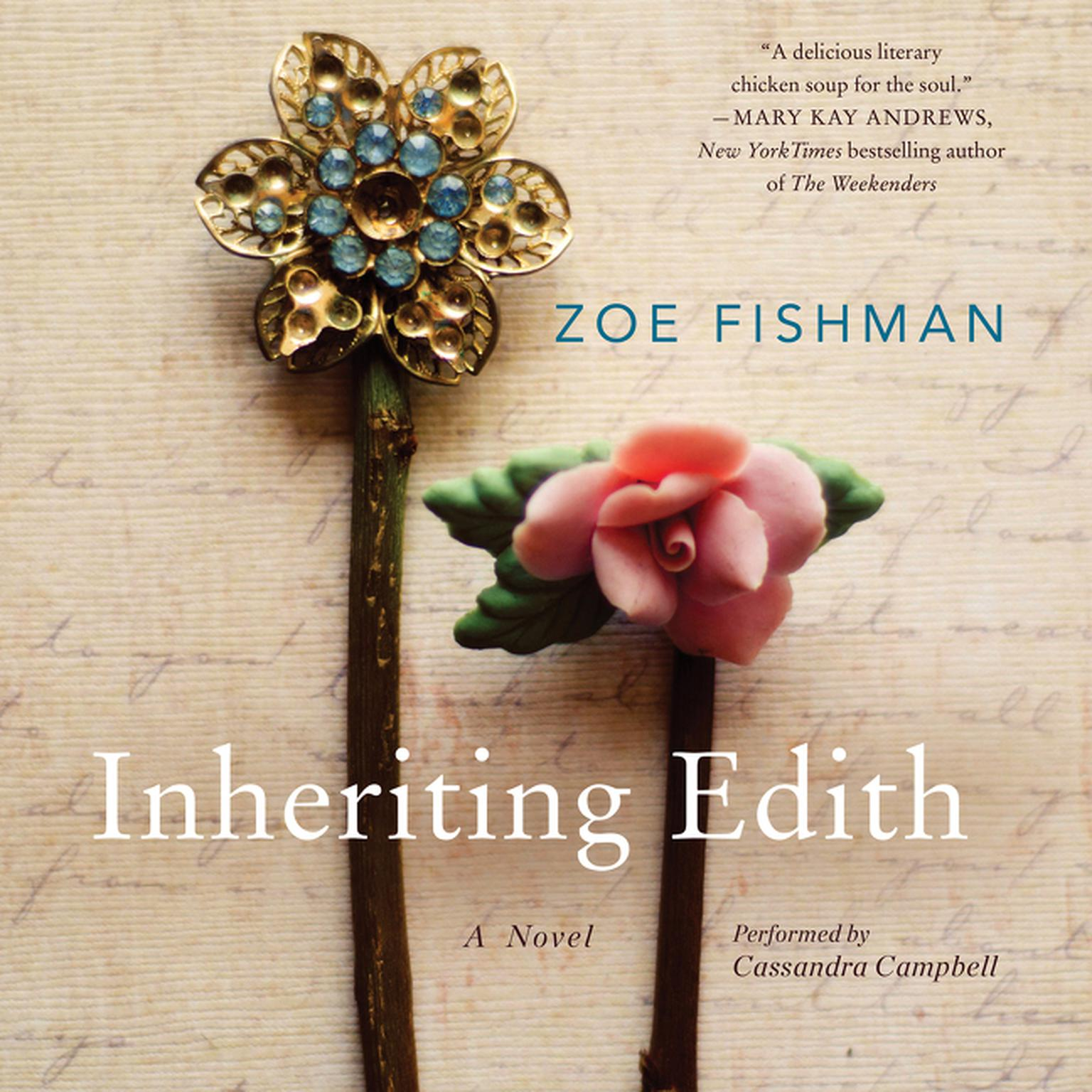 Printable Inheriting Edith: A Novel Audiobook Cover Art