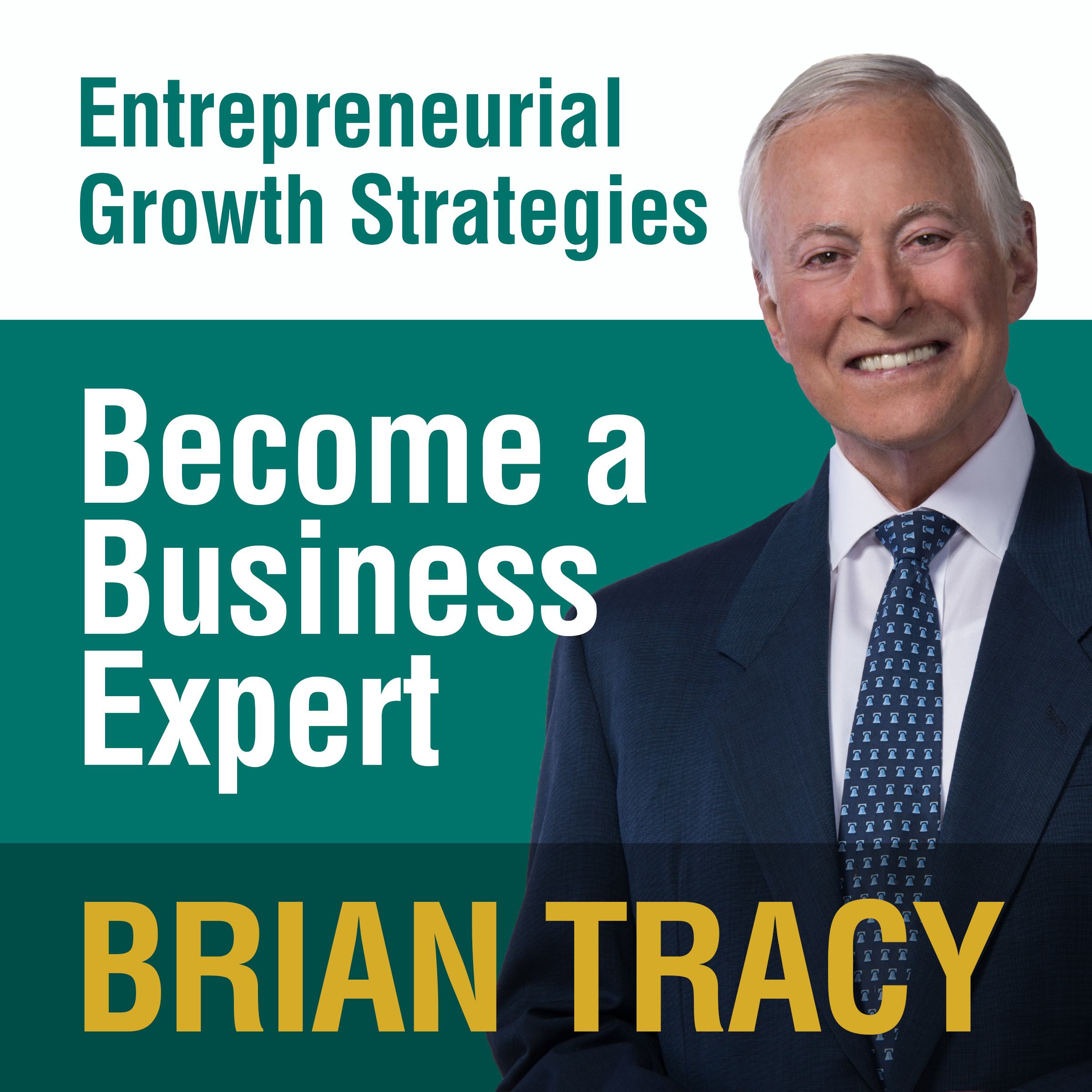 Printable Become a Business Expert: Entrepreneural Growth Strategies Audiobook Cover Art