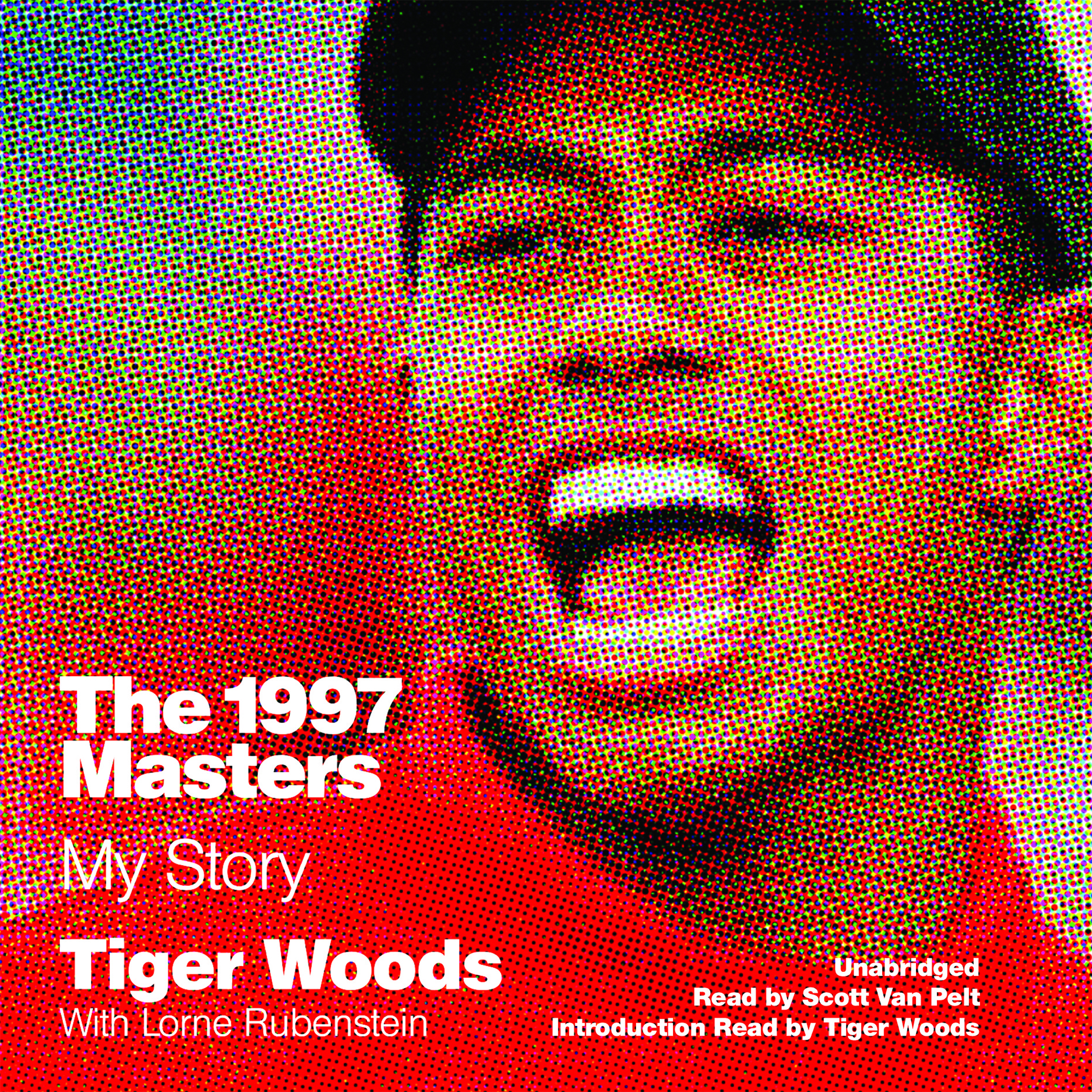 Printable The 1997 Masters: My Story Audiobook Cover Art
