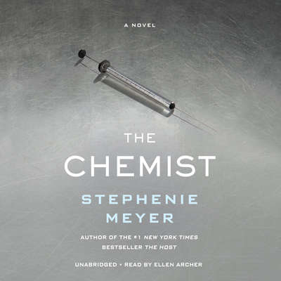 The Chemist Audiobook, by Stephenie Meyer