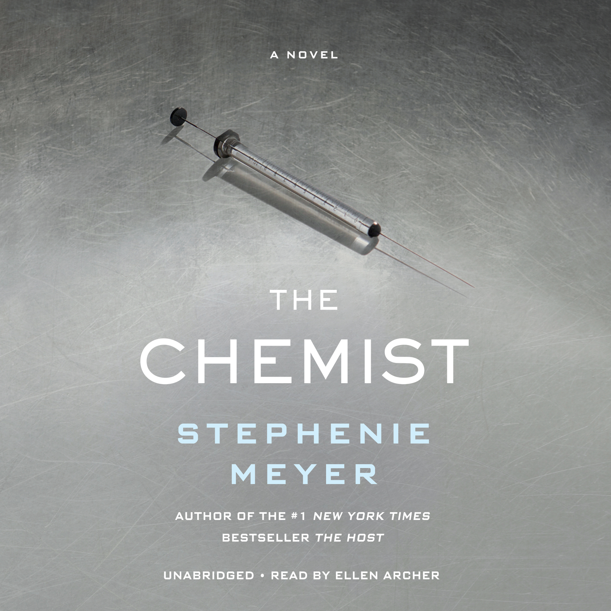 Printable The Chemist Audiobook Cover Art