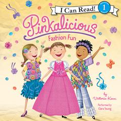 Pinkalicious: Fashion Fun Audiobook, by