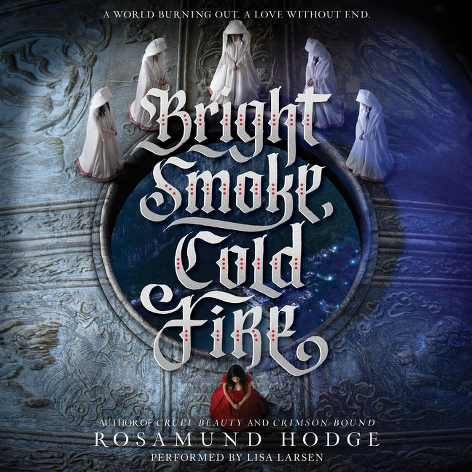 Printable Bright Smoke, Cold Fire Audiobook Cover Art