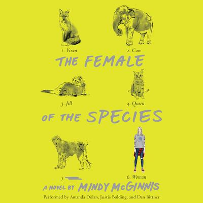 The Female of the Species  Audiobook, by Mindy McGinnis