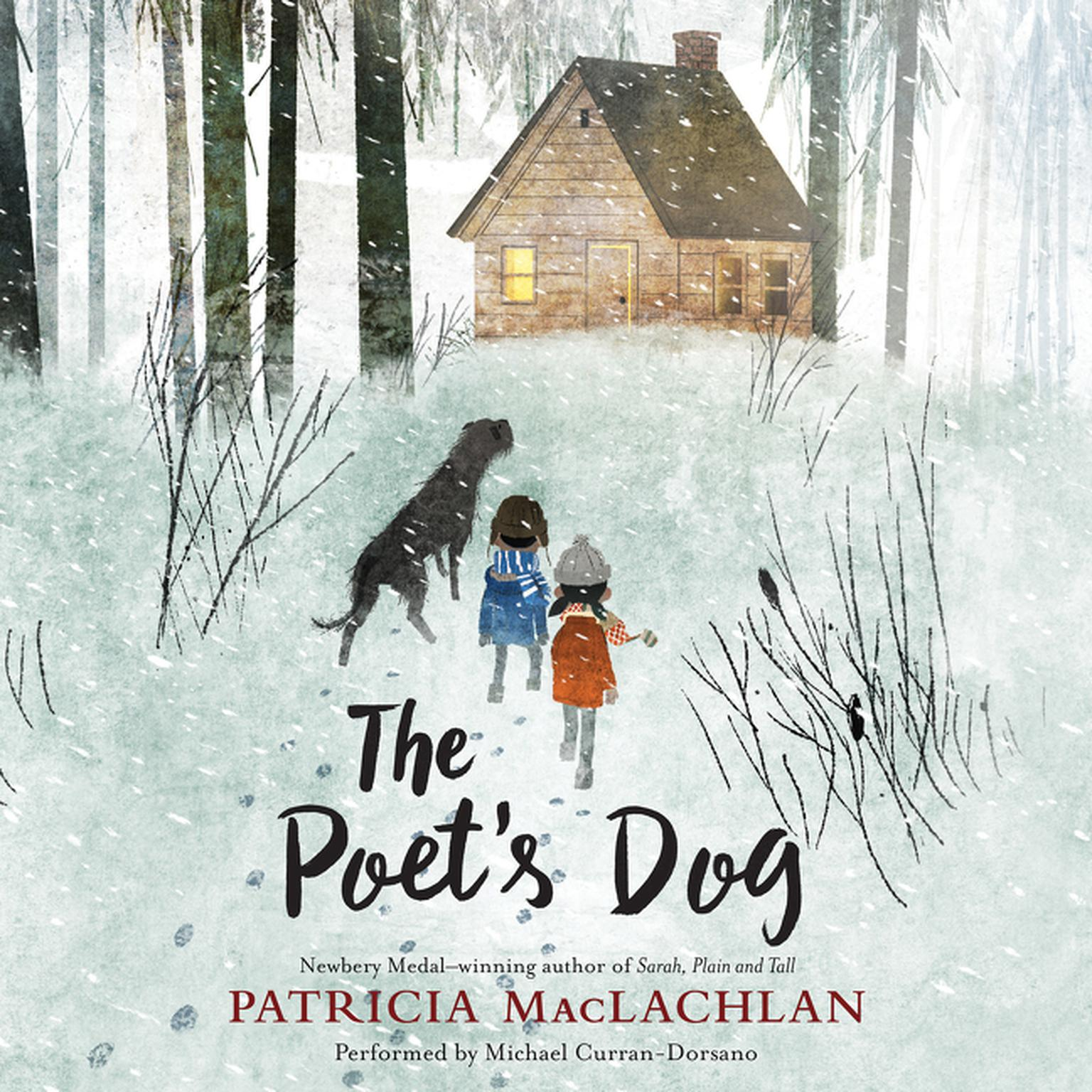 Printable The Poet's Dog Audiobook Cover Art