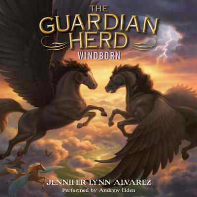 The Guardian Herd: Windborn Audiobook, by Jennifer Lynn Alvarez