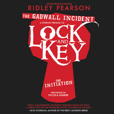 Lock and Key: The Gadwall Incident Audiobook, by Ridley Pearson