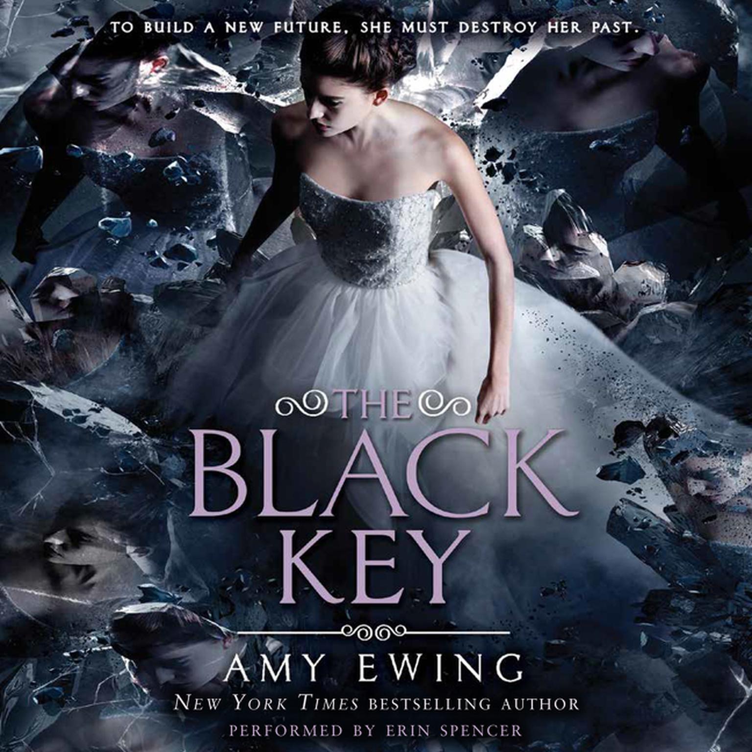 Printable The Black Key Audiobook Cover Art