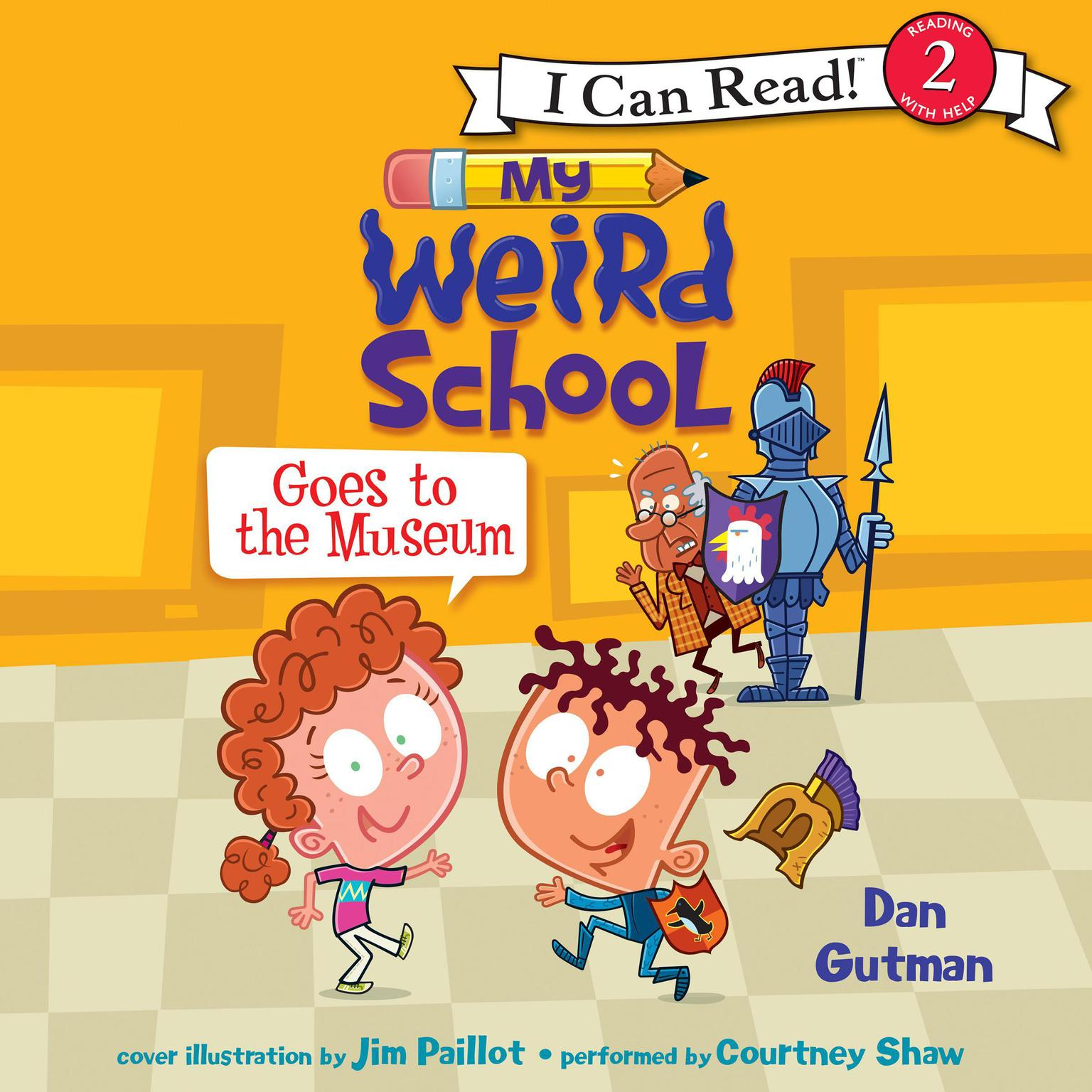 My Weird School Goes To The Museum Audiobook Listen Instantly