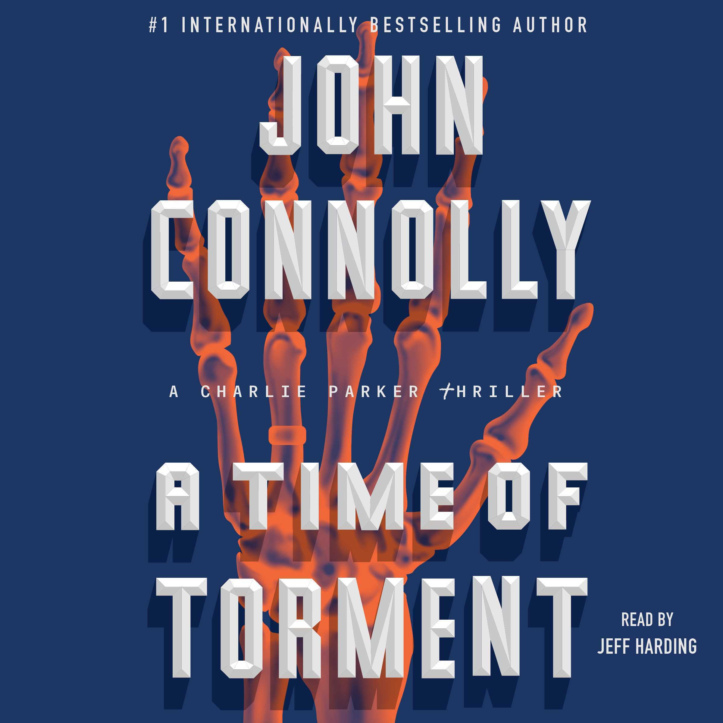 Printable A Time of Torment: A Charlie Parker Thriller Audiobook Cover Art