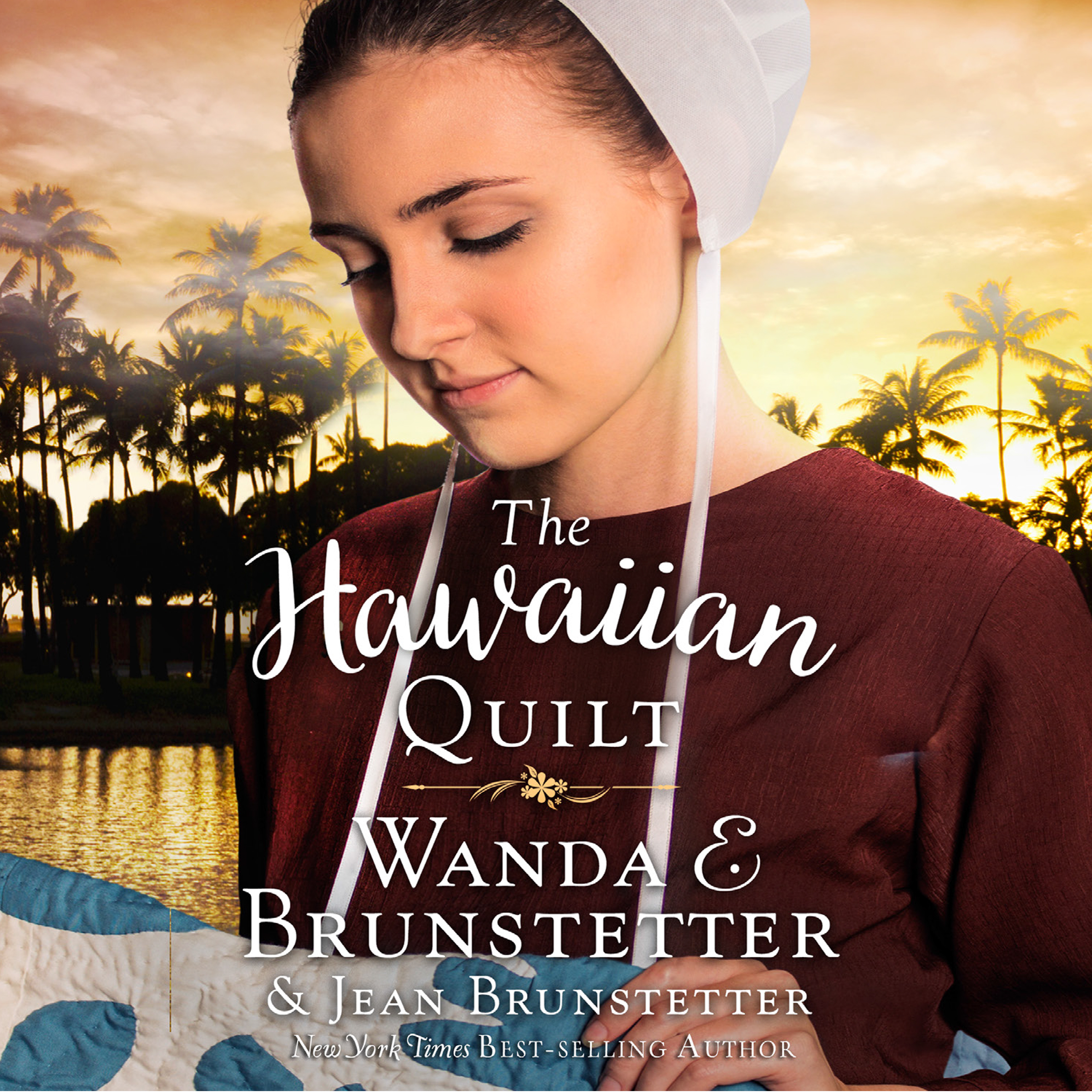 Printable The Hawaiian Quilt Audiobook Cover Art