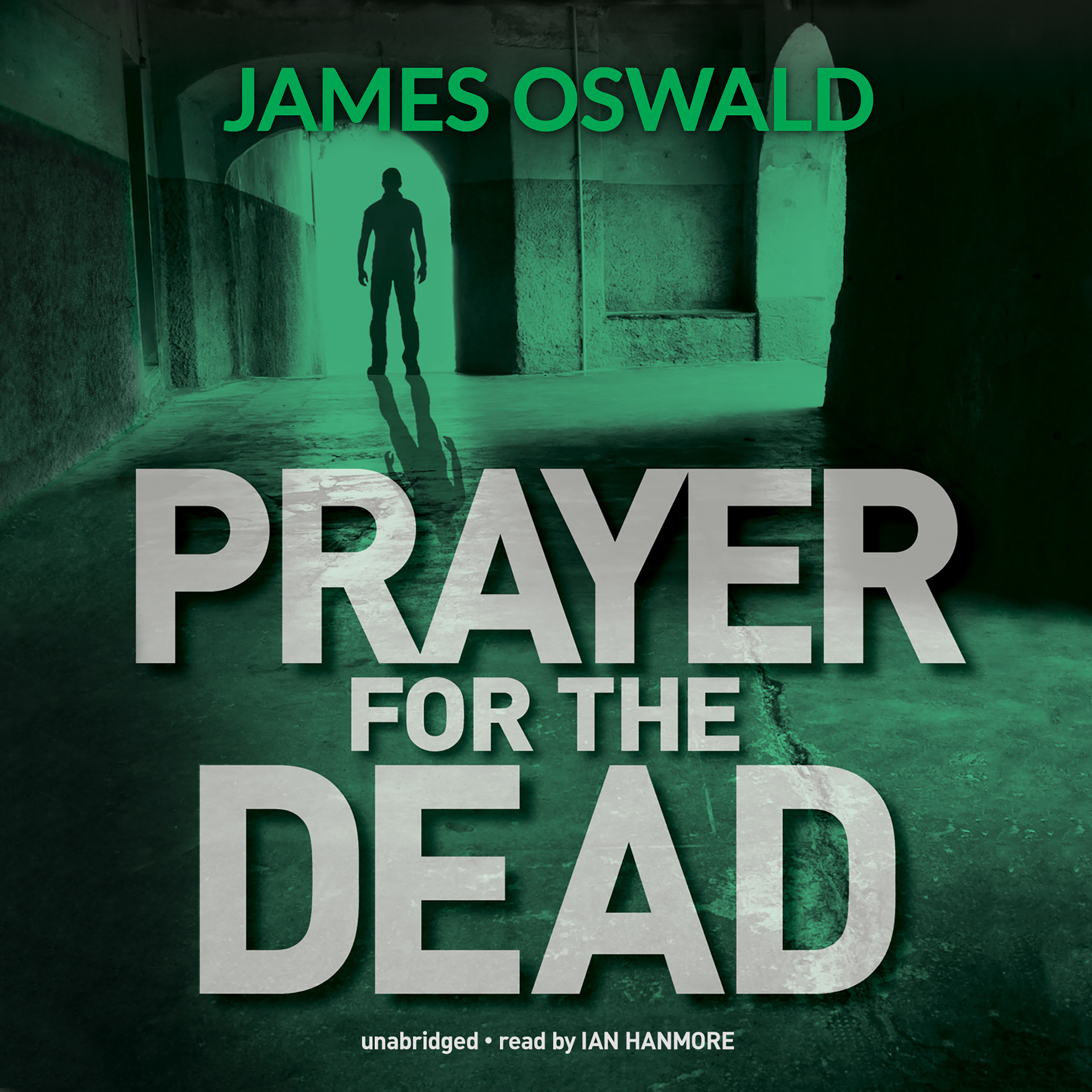 Printable Prayer for the Dead Audiobook Cover Art