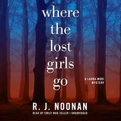 Where the Lost Girls Go: A Laura Mori Mystery Audiobook, by Rosalind Noonan