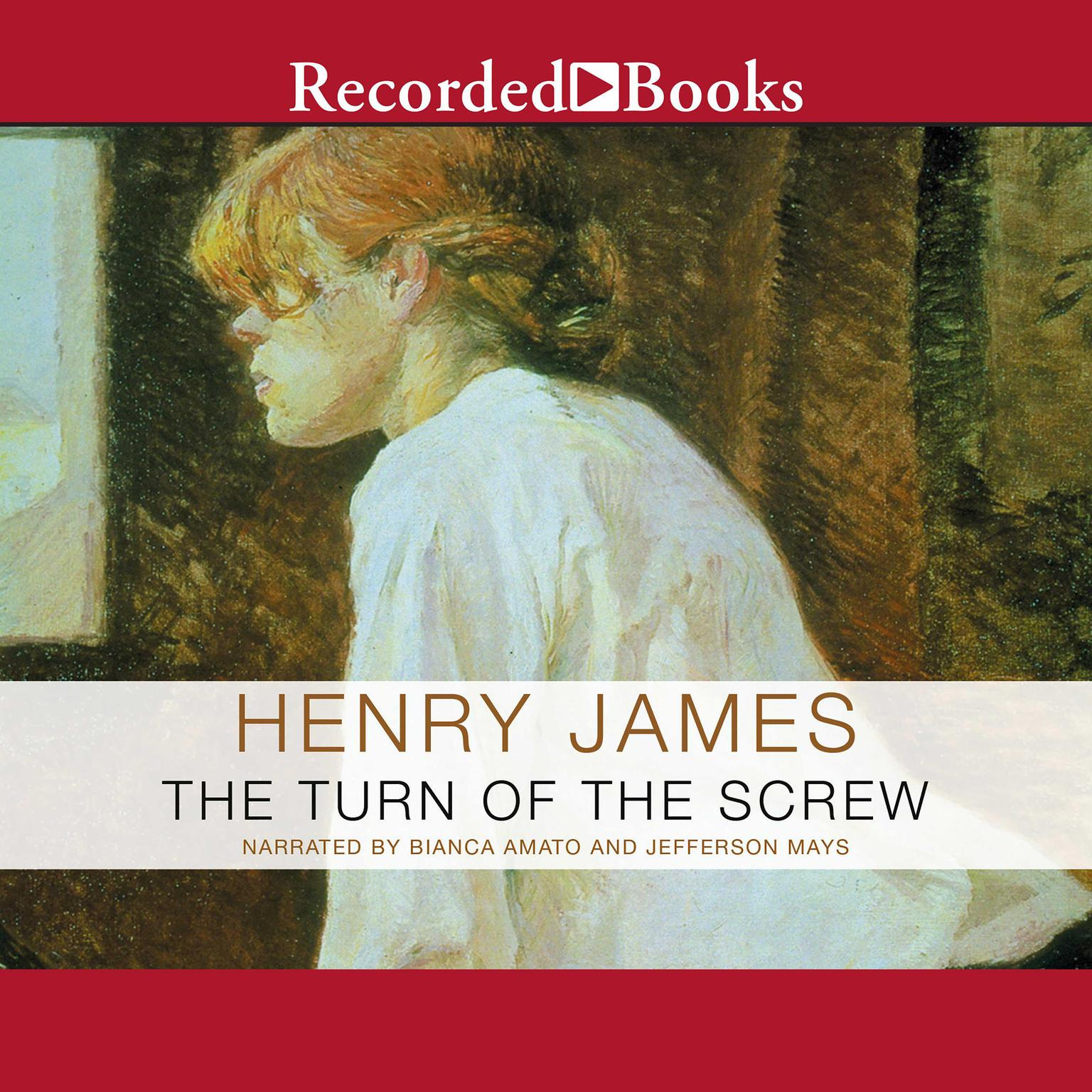a review of the turn of the screw by henry james The turn of the screw has 621 ratings and 79 reviews paul said: it is the worst thing in the world to leave children with servants maria edgeworth .
