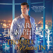 Trouble Walks In Audiobook, by Sara Humphreys