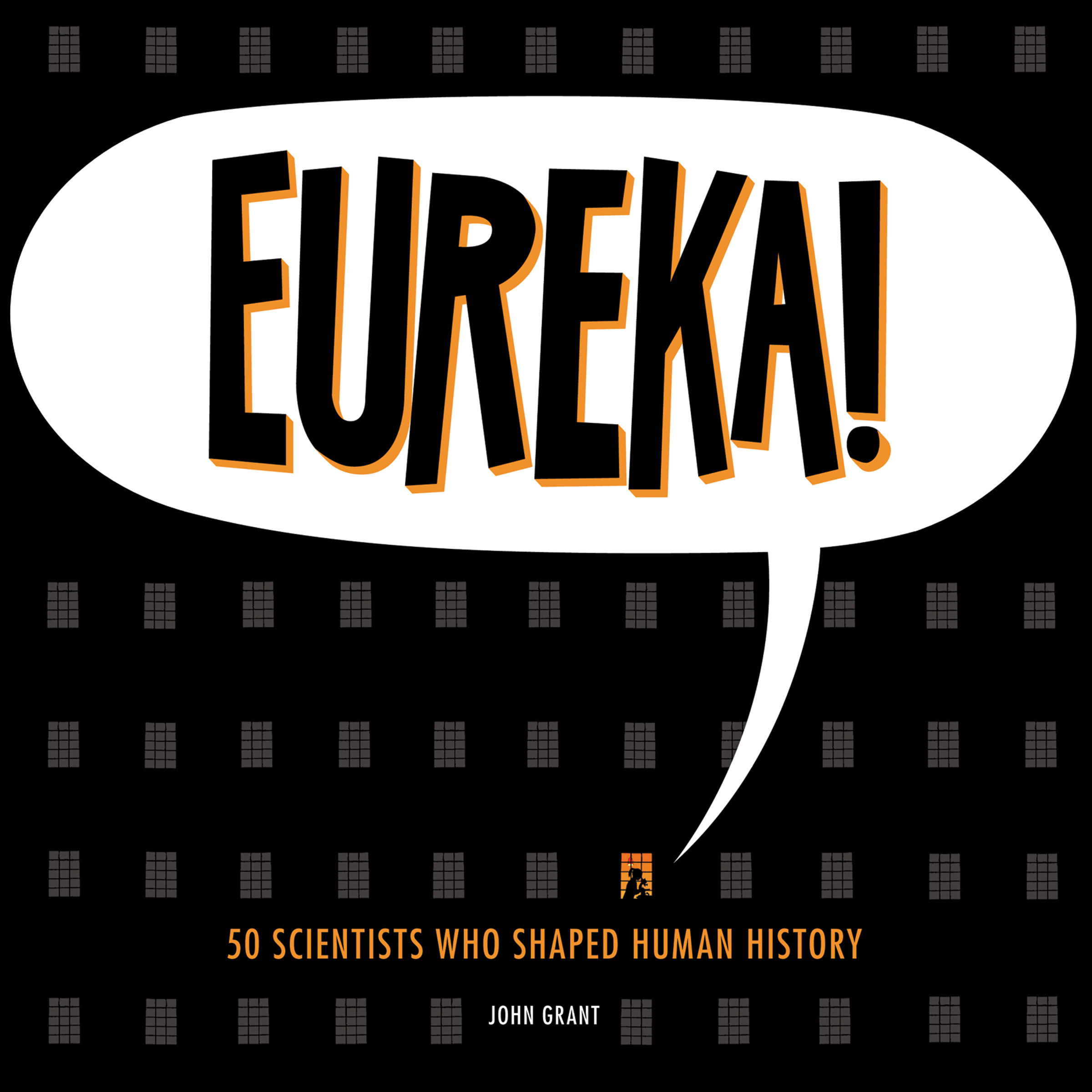 Printable Eureka!: 50 Scientists Who Shaped Human History Audiobook Cover Art