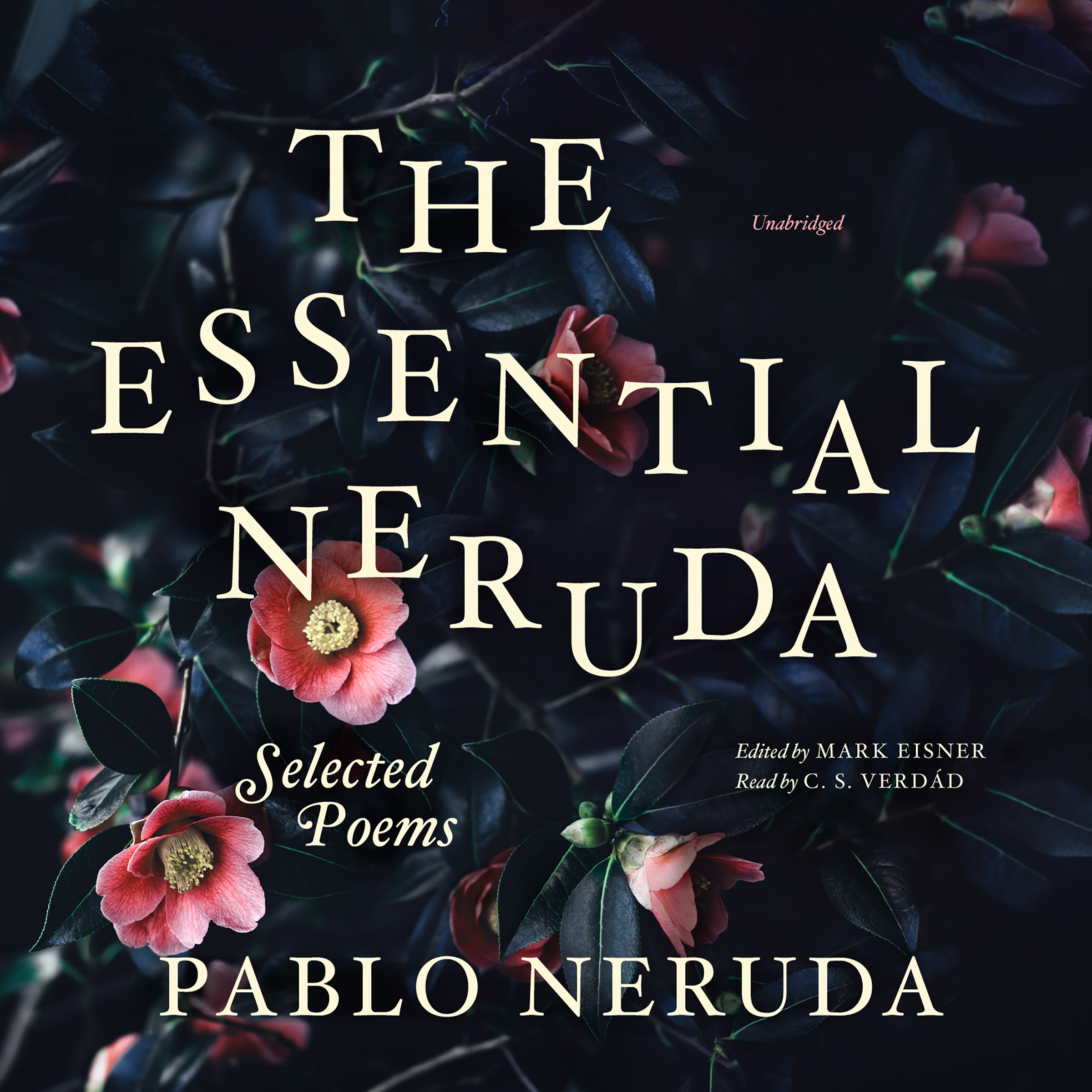 Printable The Essential Neruda: Selected Poems Audiobook Cover Art