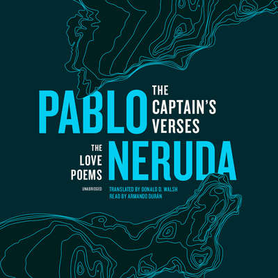 The Captain's Verses: The Love Poems Audiobook, by Pablo Neruda