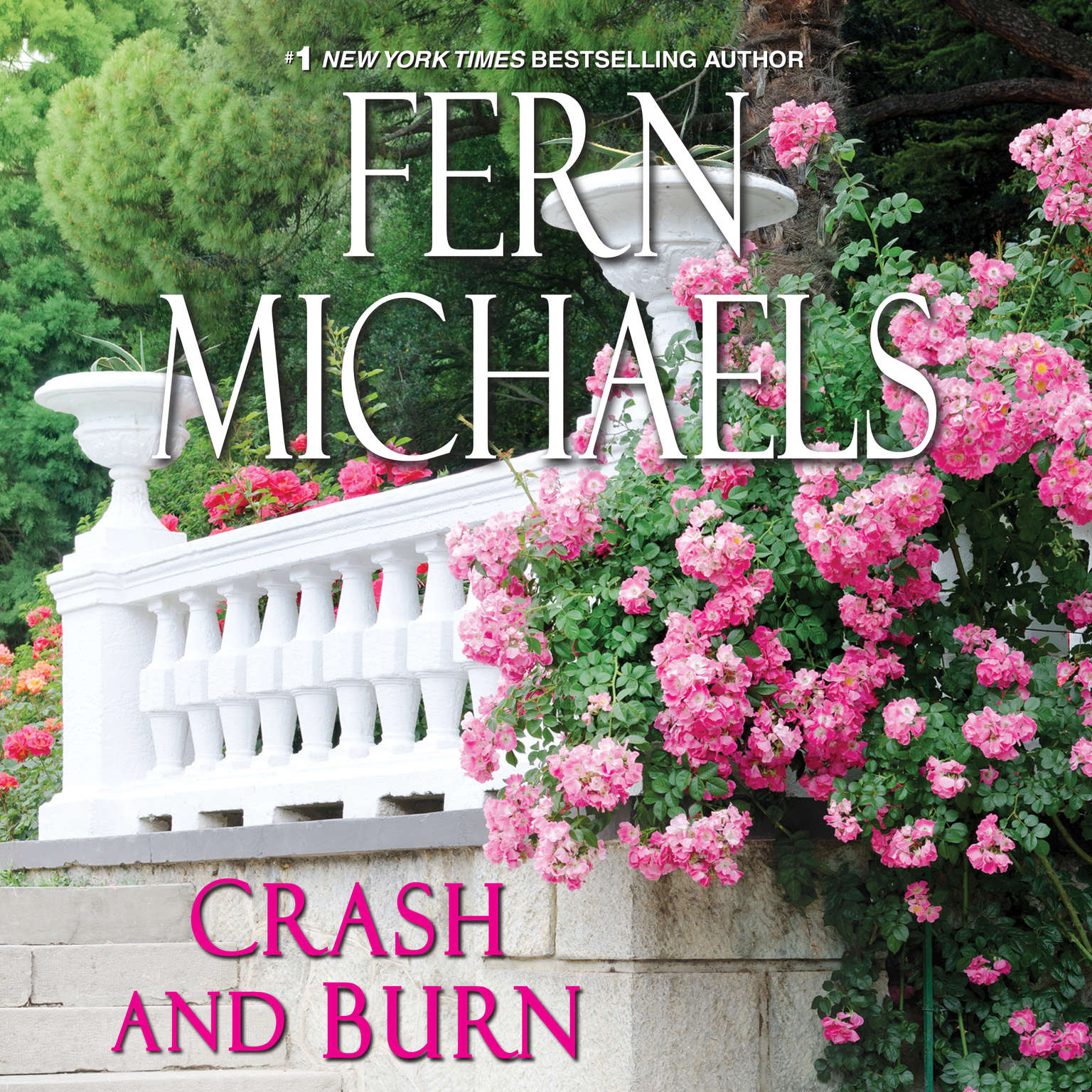 Crash and Burn Audiobook, by Fern Michaels
