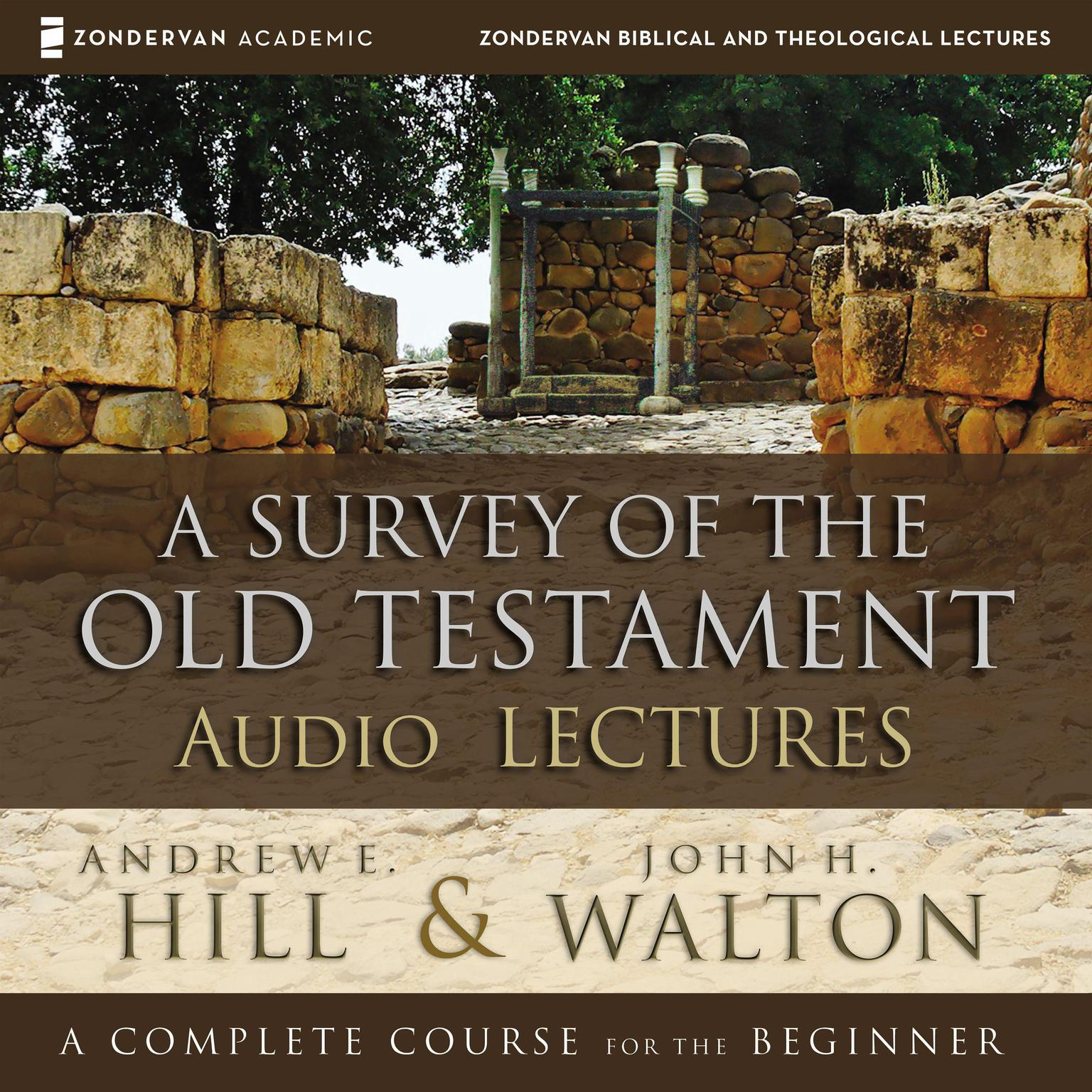 Printable A Survey of the Old Testament: Audio Lectures Audiobook Cover Art