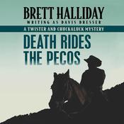 Death Rides the Pecos Audiobook, by Brett Halliday