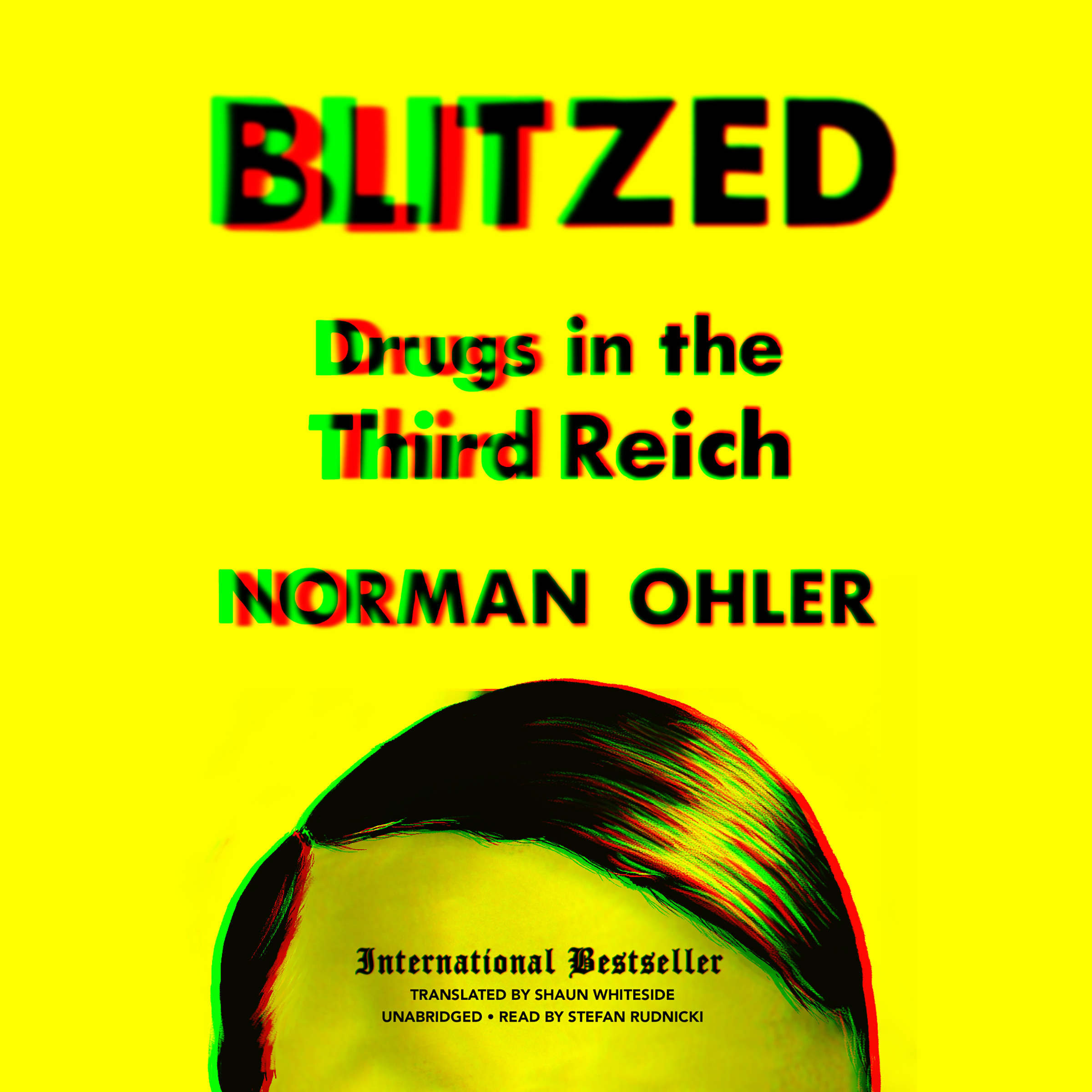Printable Blitzed: Drugs in the Third Reich Audiobook Cover Art