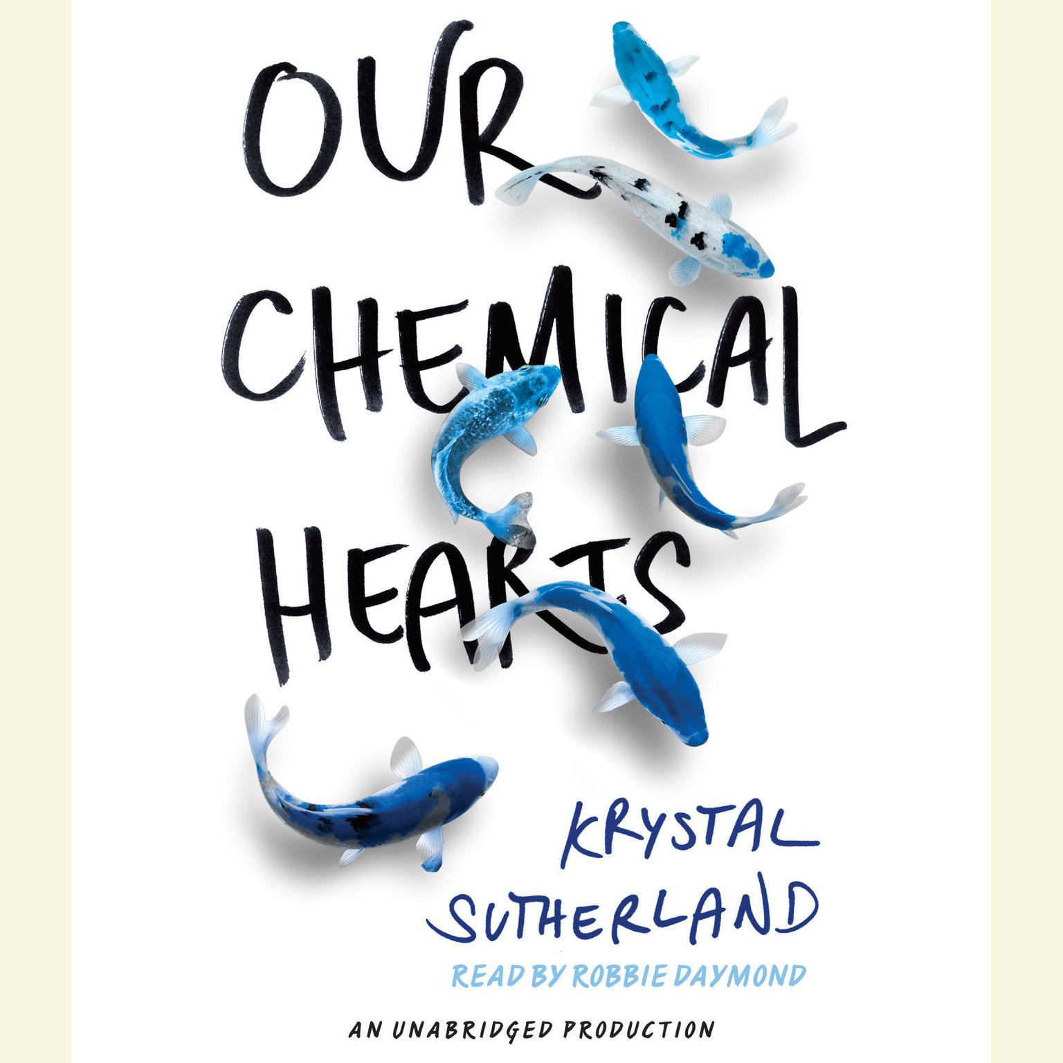 Printable Our Chemical Hearts Audiobook Cover Art