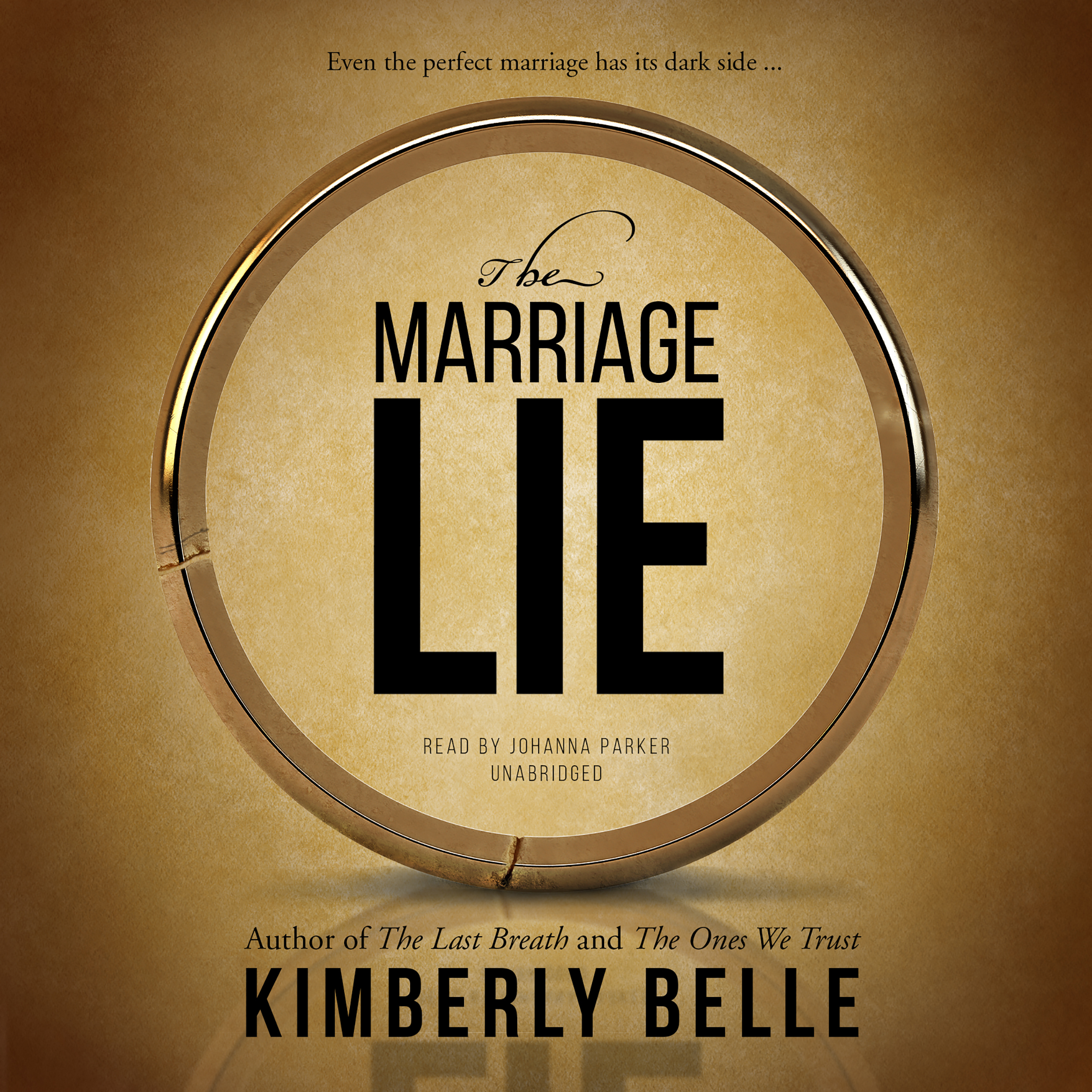 Printable The Marriage Lie Audiobook Cover Art