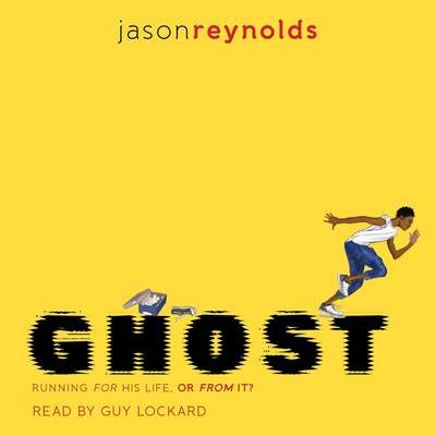 Ghost Audiobook, by Jason Reynolds