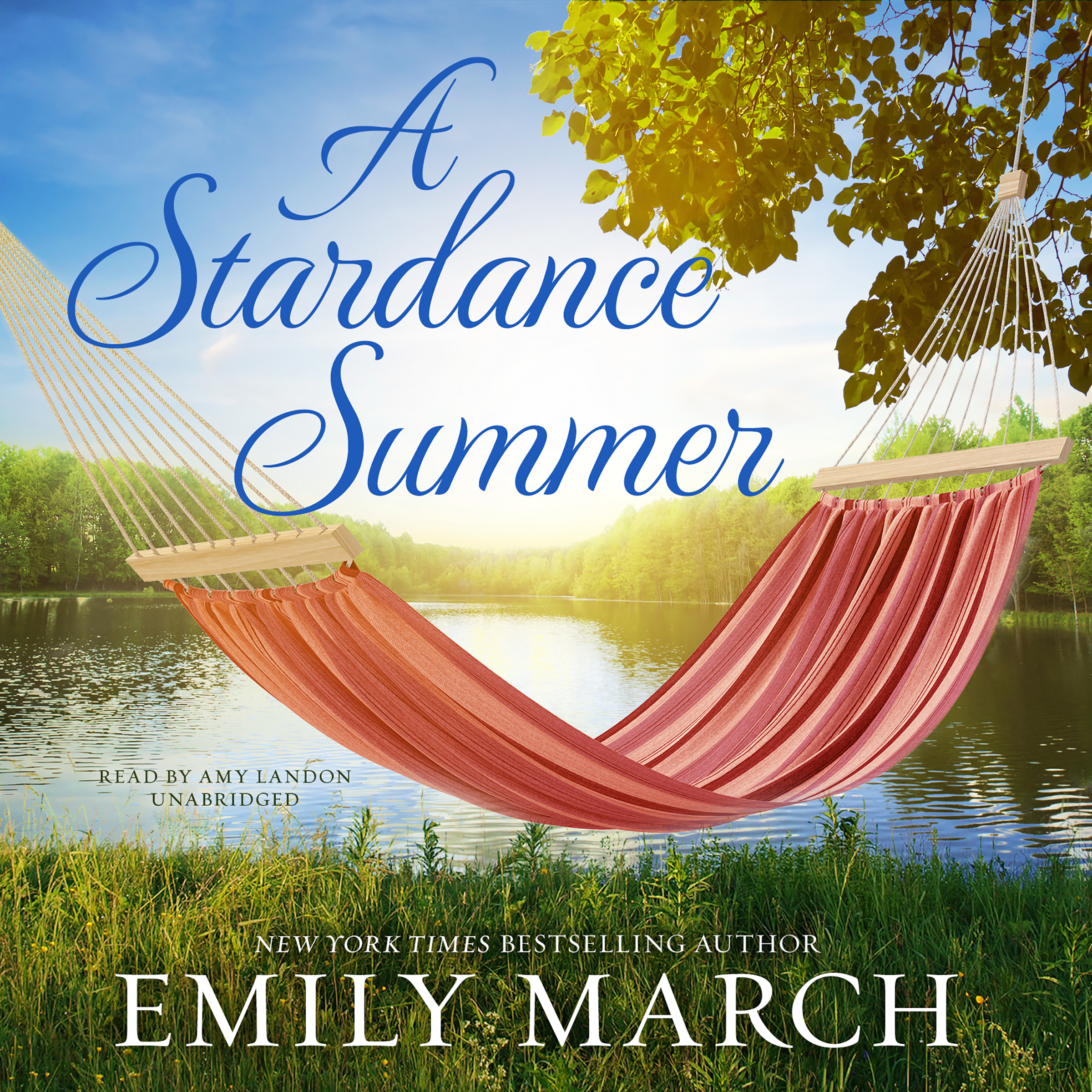 Printable A Stardance Summer Audiobook Cover Art