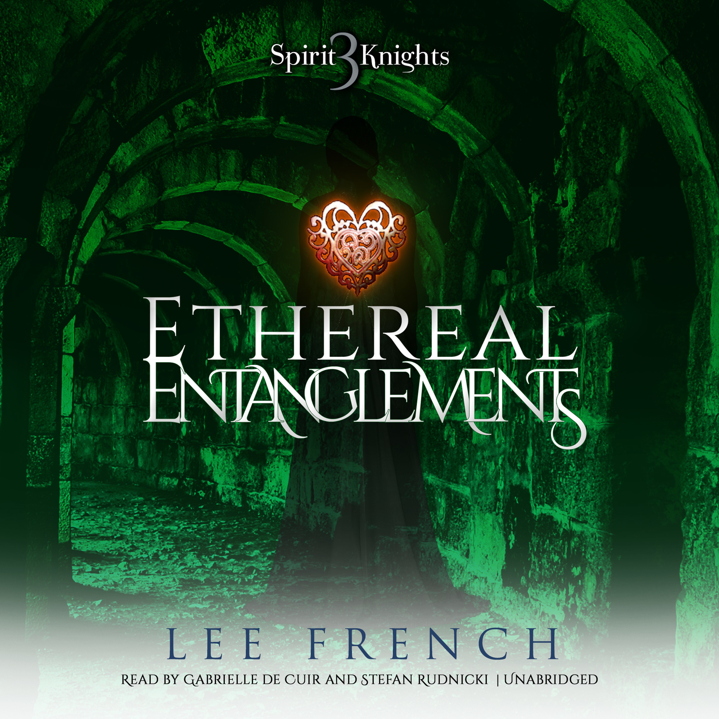 Printable Ethereal Entanglements Audiobook Cover Art