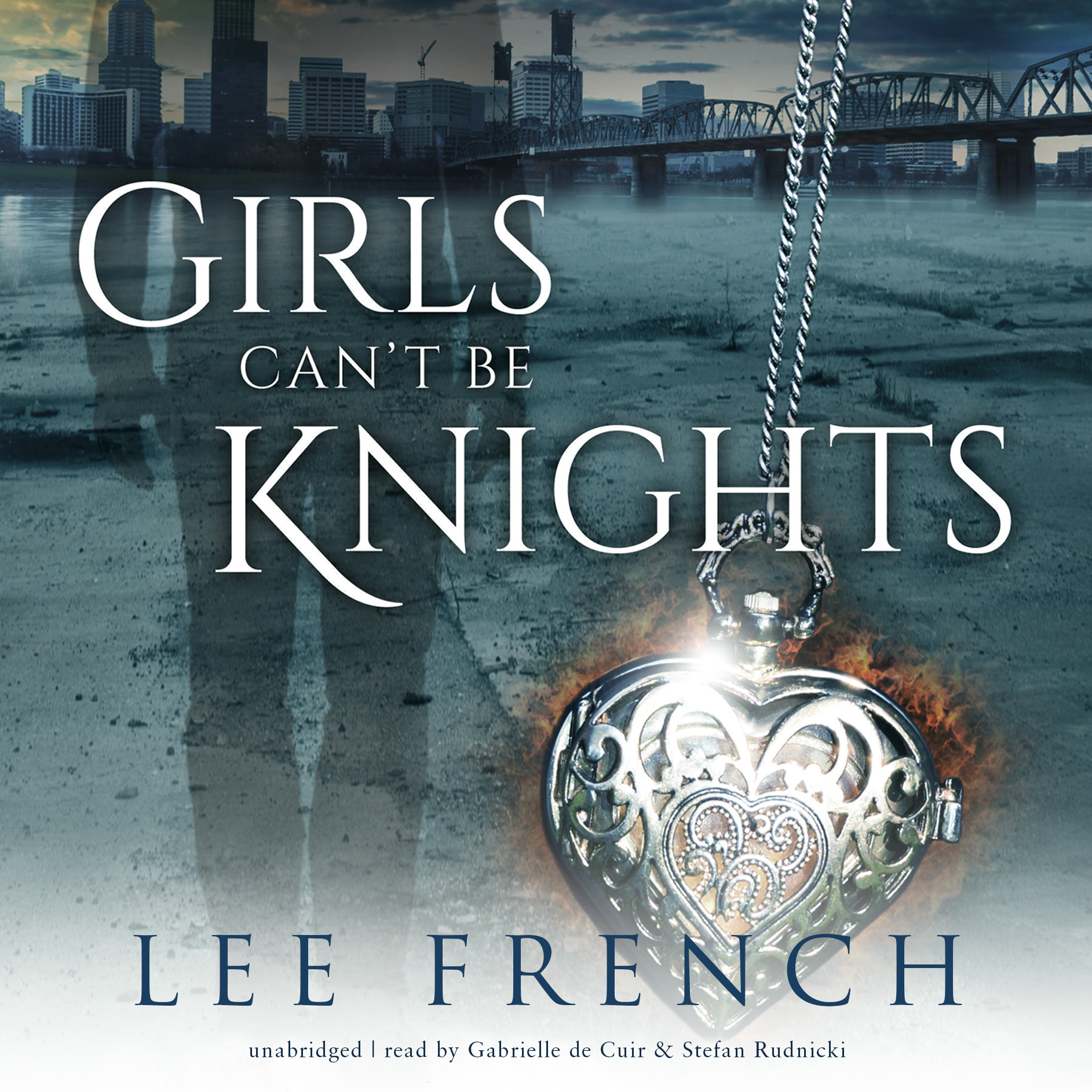 Printable Girls Can't Be Knights Audiobook Cover Art