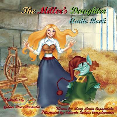 The Miller's Daughter Audiobook, by Maria Papaoulakis