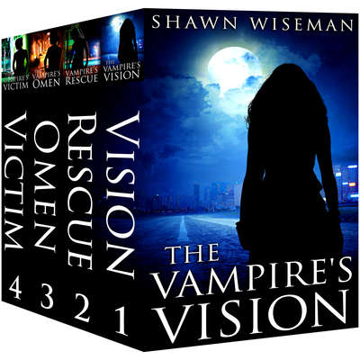 Psychics vs. Vampires : Episodes 1-4 Audiobook, by Shawn Wiseman