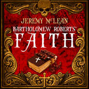 Bartholomew Roberts Faith Audiobook, by Jeremy McLean
