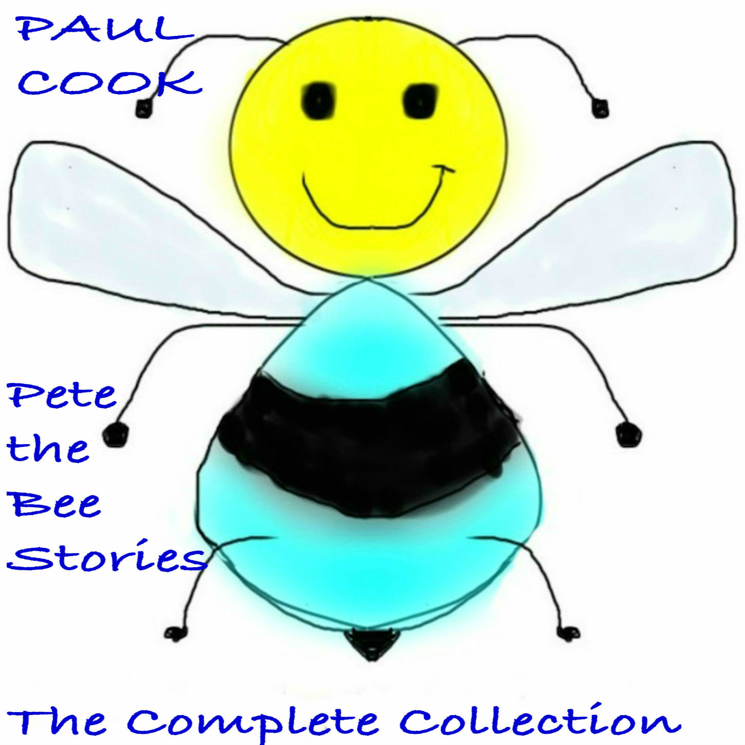 Printable Pete the Bee : The Complete Collection Audiobook Cover Art