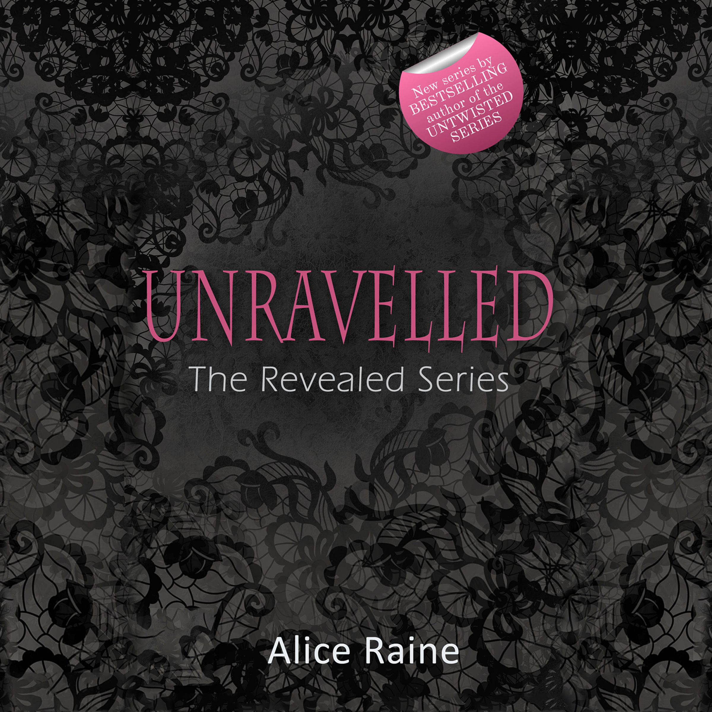 Printable Unravelled Audiobook Cover Art