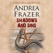 Shadows and Sins, by Andrea Frazer